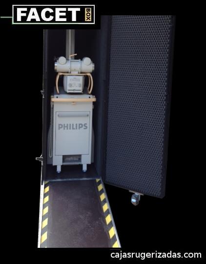 Caja para Philips bv libra