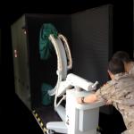 Caja rugerizada para Practix 400 Philips rayos X